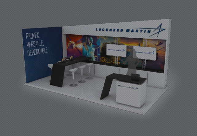 Exhibition Stand Design Free Software : Booth u design and create your custom exhibition space